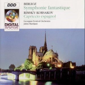 Image for 'Berlioz: Symphonie fantastique - Rimsky-Korsakov: Capriccio espagnol'