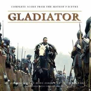Immagine per 'Gladiator: Complete Score'