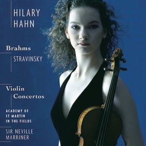Image for 'Stravinsky/Brahms: Violin Concertos'