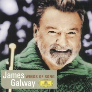 Image for 'James Galway - Wings of Song'