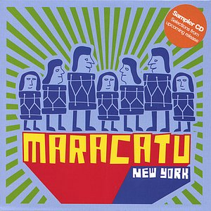 Image for 'Maracatu New York'