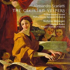 Image for 'Scarlatti: The Cecilian Vespers'