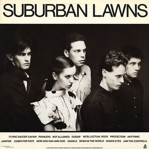 Image for 'Suburban Lawns'