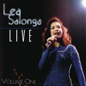 Immagine per 'Lea Salonga Live Album Vol. 1'