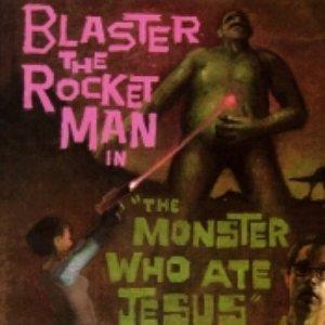 Imagem de 'The Monster Who Ate Jesus'