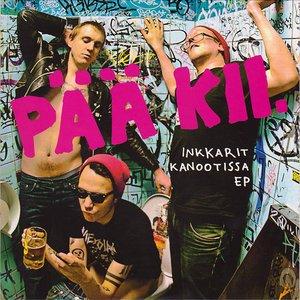 Image for 'Inkkarit kanootissa EP'