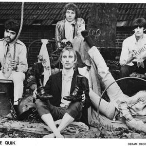 Image for 'The Quik'
