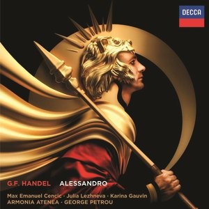 Image for 'Handel: Alessandro'
