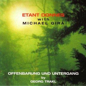 Bild für 'Étant donnés with Michael Gira'