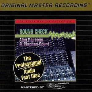 Image for 'Sound Check'