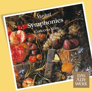 Image for 'Vanhal : 5 Symphonies '