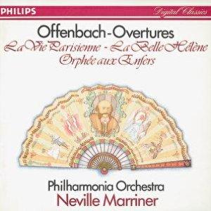 Image for 'Offenbach: Overtures - La belle Hélène etc.'