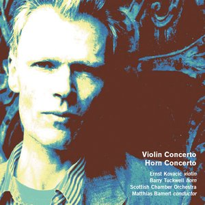 Image for 'Holloway: Violin Concerto - Horn Concerto'