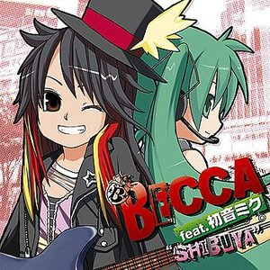 Image for 'BECCA feat. Miku Hatsune'