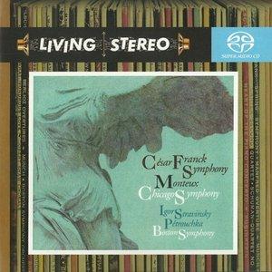 Bild für 'Franck: Symphony in D Minor; Stravinsky: Petrouchka'