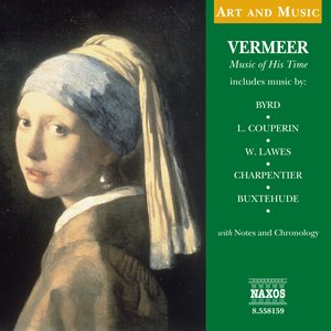 Image pour 'Art & Music: Vermeer - Music of His Time'