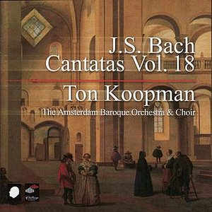 Image for 'Bach: Cantatas Vol. 18 - Disc 1'