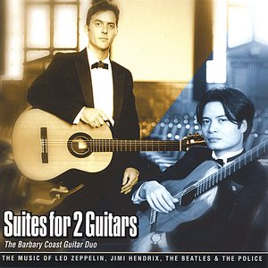 Image for 'Suites for 2 Guitars'