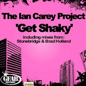 Image for 'Get Shaky - The Ian Carey Project'