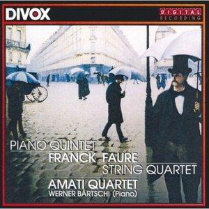 Image for 'Franck: Piano Quintet / Faure: String Quartet'