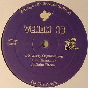 Bild för 'Mystery Organisation'