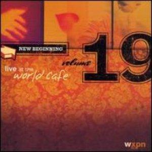Image pour 'Live at the World Café, Volume 19'