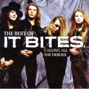 Image for 'Calling All the Heroes: The Best of It Bites'