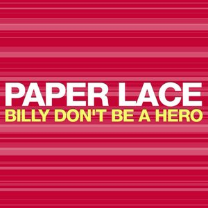 Image for 'Billy Don't Be A Hero'