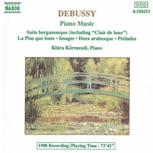 Image for 'DEBUSSY: Suite bergamasque / Images / Preludes / Arabesques'