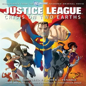 Imagem de 'Justice League: Crisis On Two Earths - Soundtrack to the Animated Original Movie'