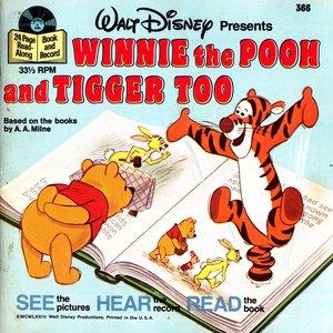 Bild för 'Winnie The Pooh and Tigger Too Read Along'