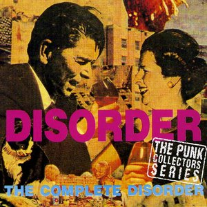 Image for 'The Complete Disorder'