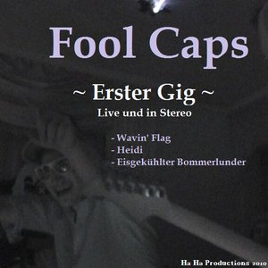 Imagem de 'Erster Gig (Live und in Stereo)'