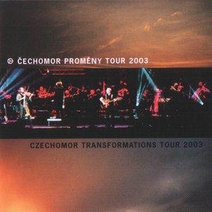 Image for 'Proměny tour 2003'