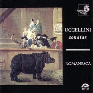 Image pour 'Uccellini: Sonatas'