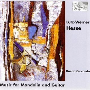 Immagine per 'Lutz-Werner Hesse: Music for Mandolin and Guitar'