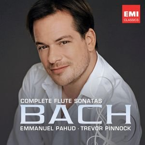 Image for 'Emmanuel Pahud: Bach Flute and Harpsichord Sonatas'
