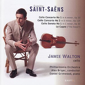Image for 'Saint-Saens Cello Works'