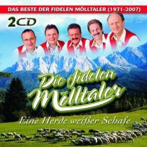 Image pour 'Eine Herde weißer Schafe - DAS BESTE DER FIDELEN MÖLLTALER (1971 - 2007)'