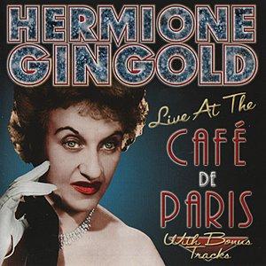 Image for 'Live at the Café de Paris'