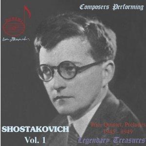 Image for 'Dmitri Shostakovich, Dmitri Tziganov, Sergei Shirinsky'