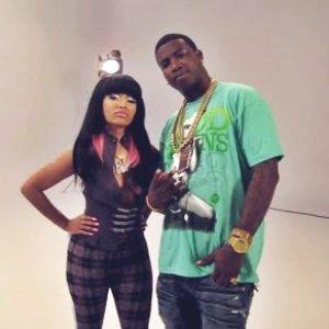 Image for 'Nicki Minaj Feat. Gucci Mane'