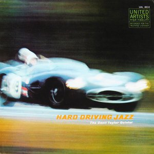 Image for 'Hard Driving Jazz'