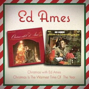 Image for 'Christmas with Ed Ames / Christmas Is the Warmest Time of the Year'