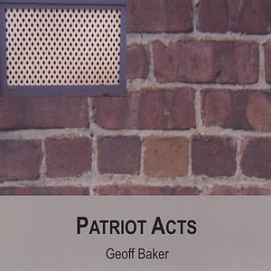 Image for 'Patriot Acts'