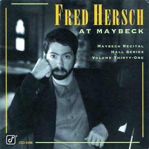 Imagem de 'The Maybeck Recital Hall Series, Volume Thirty-One'