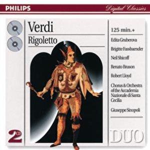 Image for 'Verdi: Rigoletto'