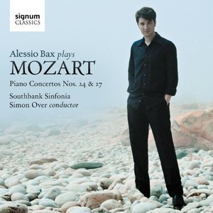 Image for 'Alessio Bax plays Mozart'