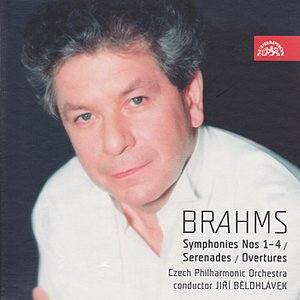 Immagine per 'Brahms: Symphonies Nos 1-4, Serenades, Overtures Academic and Tragic, Variations on a Theme by Haydn'