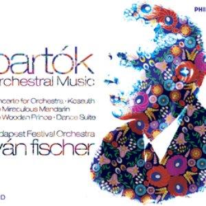 Image for 'Bartók: Orchestral Music'